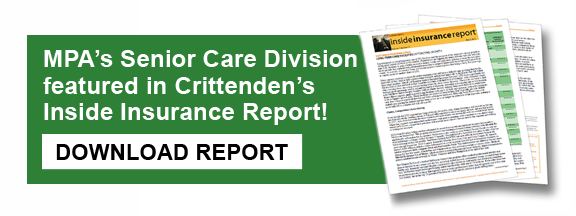 Crittenden Report - MPA Senior Care Insurance Division