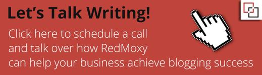 RedMoxy's Milwaukee content writers call scheduling