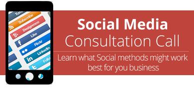 Setup your free social media consultation call