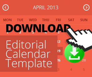 Download Your Free Editorial Calendar Template