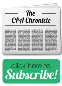 Sign up for the CPA Chronicle monthly newsletter by clicking here