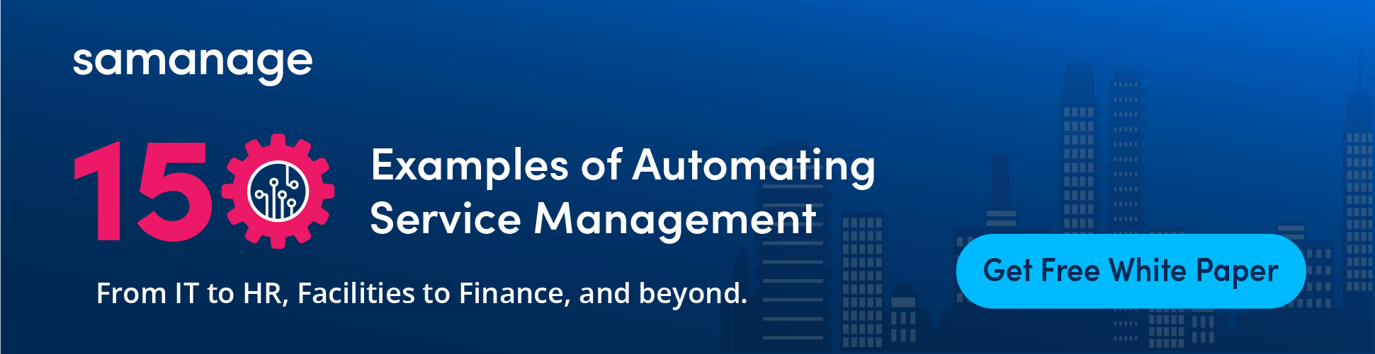 150 ways to automate service management