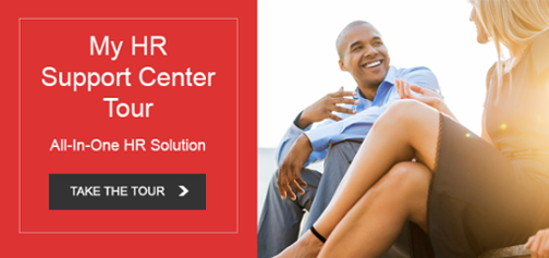 My HR Support Center - Tour