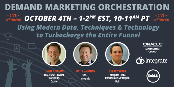 Demand Marketing Orchestration Webinar