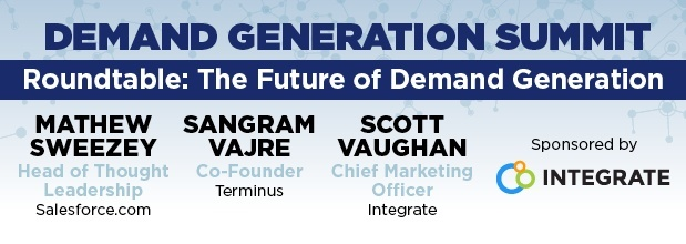 Register for the Demand Generation Virtual Summit