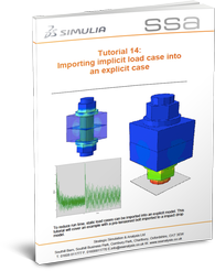 Abaqus Tutorial 14: Importing Implicit Into Explicit