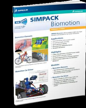 SIMPACK Biomotion