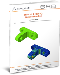 Abaqus Tutorial 1 Basic Bracket