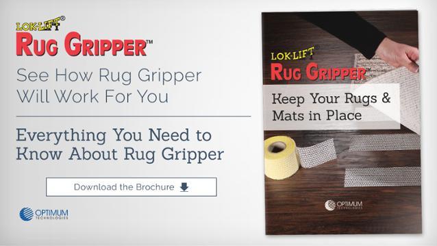 Rug Gripper Brochure
