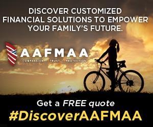 AAFMAA - Click Here