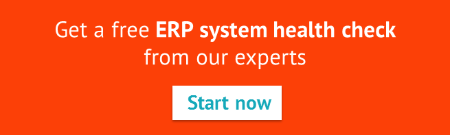 Free ERP system health check
