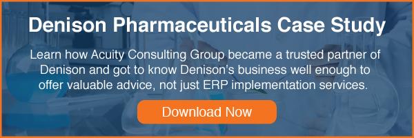 Denison Pharmaceuticals Cast Study CTA
