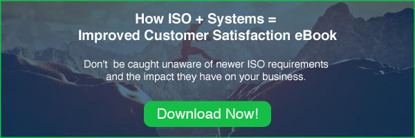 ISO eBook Customer Satisfaction Man jumping