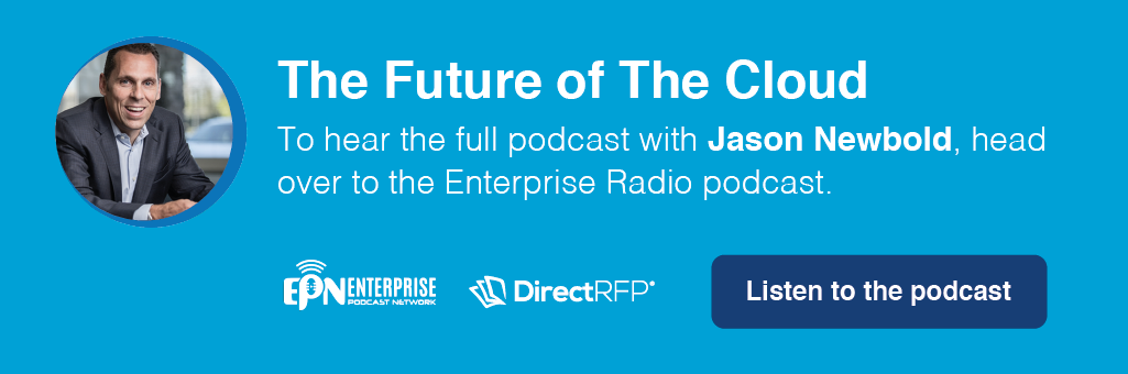 Jason Newbold Featured on the Enterprise Radio Podcast