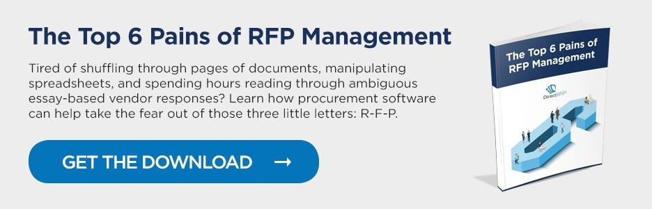 RFP Process Improvement to Get Better Bids - DirectRFP®