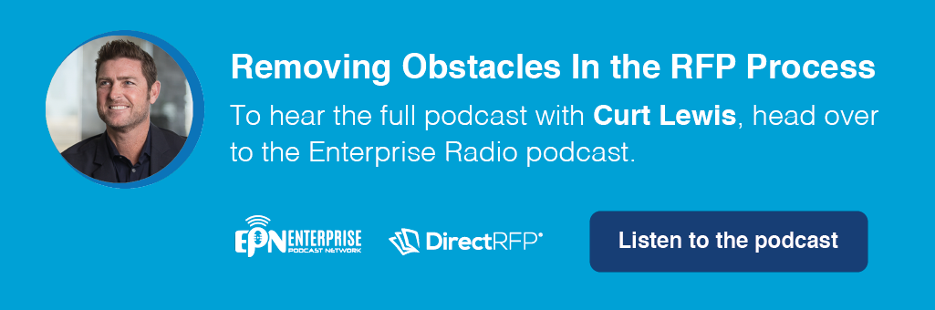 Curt Lewis Featured on the Enterprise Radio Podcast