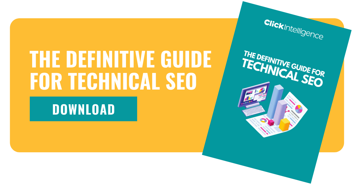definitive guide for technical seo CTA