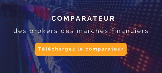 Télécharger le comparateur des brokers des marchés financiers