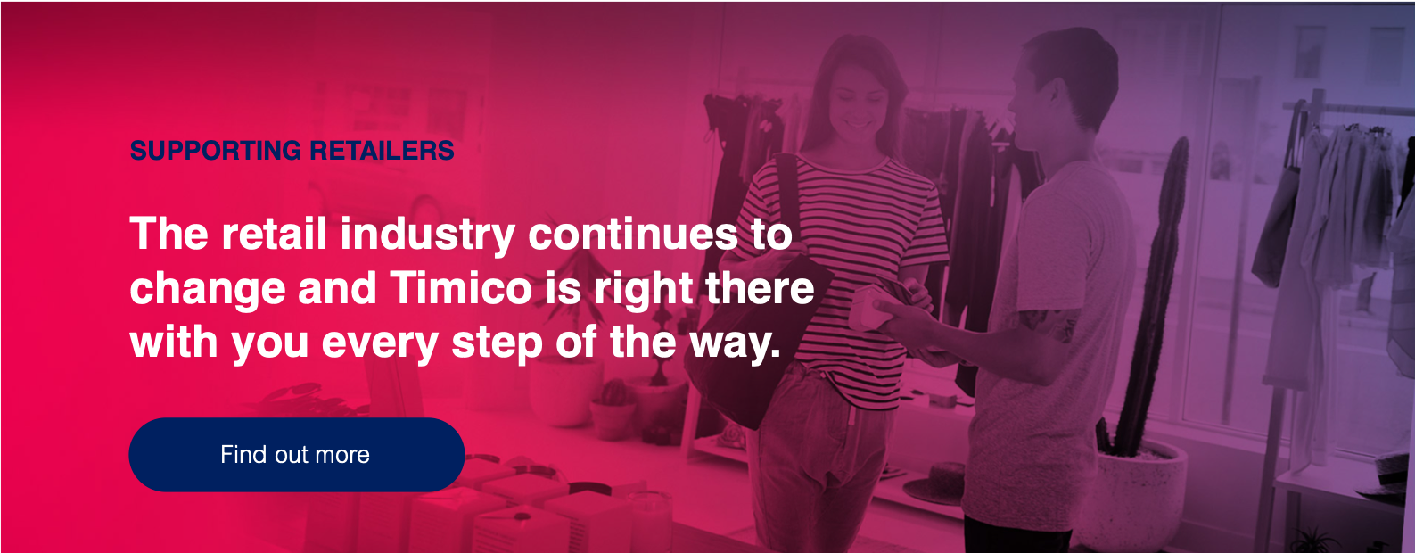 Timico for Retailers