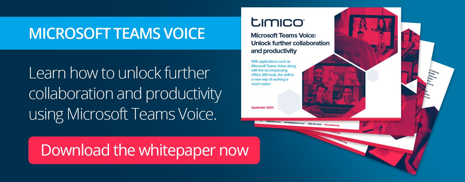 Download our Microsoft Teams Voice whitepaper now