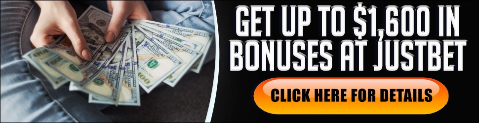 Click Here For Your 100% JustBet Bonus