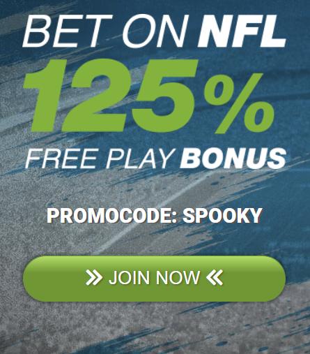 JazzSports Promo Code: Spooky
