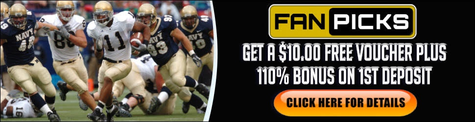 GET YOUR FREE $10 VOUCHER AT FANPICKS Get a Free $10 Voucher at FanPicks Using  Promo Code SPOOKY. Click Here to Get Your Fan Picks Bonus