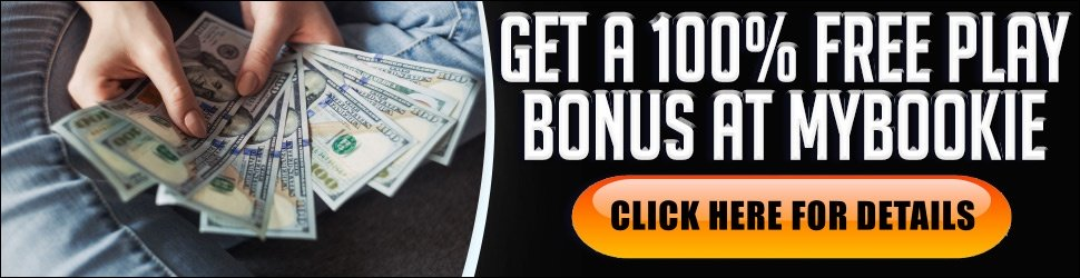 GET YOUR 100% BONUS AT MYBOOKIE Get a 100% Bonus when you open your MyBookie  Account with Promo Code SPOOKY. Click Here For Your 100% MyBookie Bonus