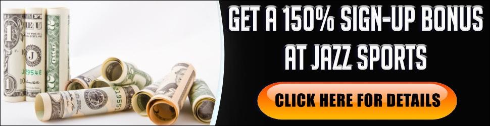 Click Here to Get Your JazzSports Bonus