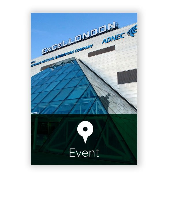 Indoor Navigation at Google Cloud Next'19 - London