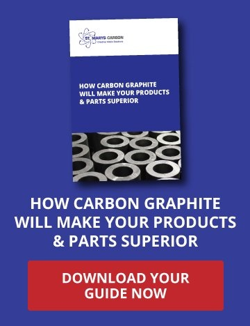 How carbon graphite will make your poroducts and parts superior. Download your guide now