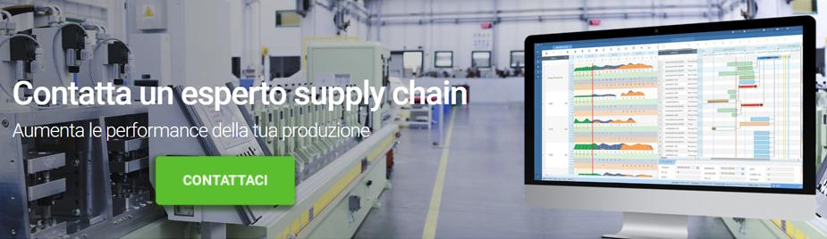 Contatta un esperto supply chain