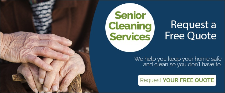 senior cleaning services