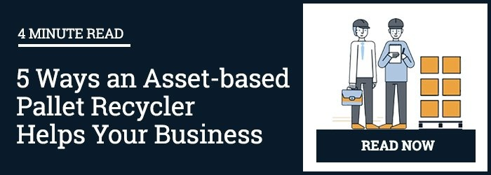 5 Ways an asset-based pallet recycler helps your business
