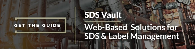 SDS Management Software