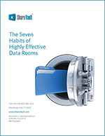 The Seven Habits of Highly Effective Data Rooms White Paper