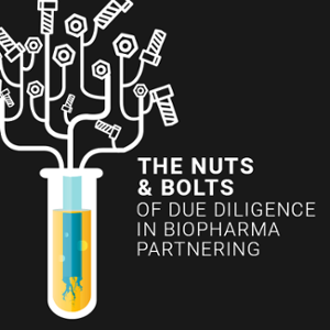 Web Panel Discussion: The Nuts & Bolts of Due Diligence in Biopharma Partnering