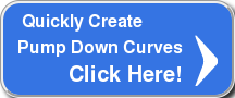 Quickly Create  Pump Down Curves  Click Here!