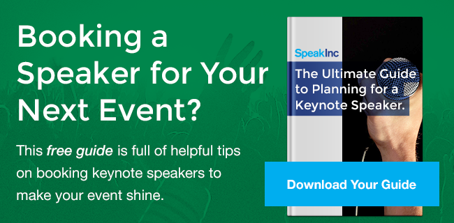 Download: Ultimate Guide to Planning a Keynote Speaker