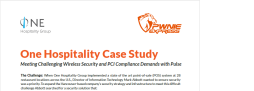 One Hospitality Case Study Download Case Study