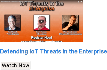 Defending IoT Threats in the Enterprise Watch Now