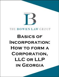 Free Ebook How to Form an LLC, LLP, or Inc