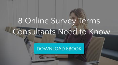 Online Survey Terms Consultants Need to Know