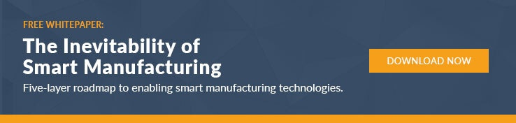 Inevitability of Smart Manufacturing