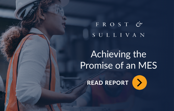 achieving the promise of an MES