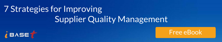 Everything You Need To Know About Improving Supplier Quality Management