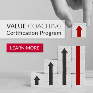 Value coaching certification course with Sandy Ogg