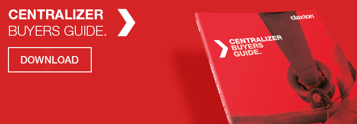 Download Claxton's Centralizer Buyers Guide