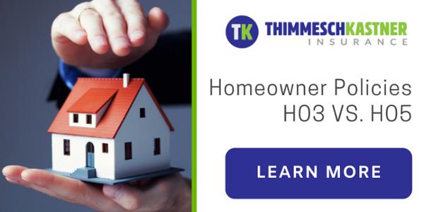 H03 vs. H05 Homeowner Insurance | Thimmesh Kastner Insurance | Lafayette LA