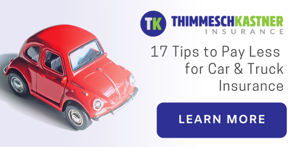 17 Tips to Pay Less for Car & Truck Insurance TK Insurance Lafayette LA
